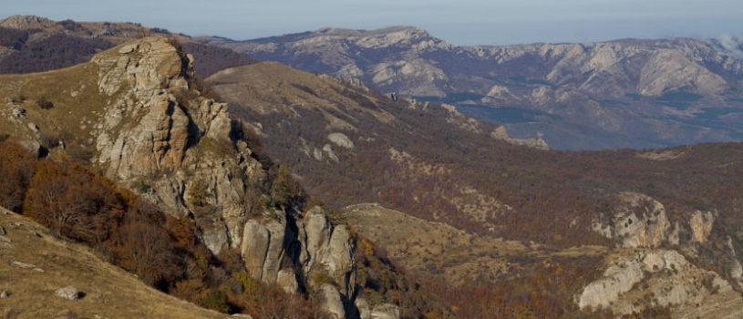 5 самых высоких и красивых гор Крыма