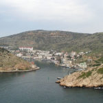 Вид на бухту Балаклавы