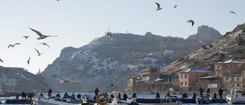 Балаклава — самое уютное место в Крыму