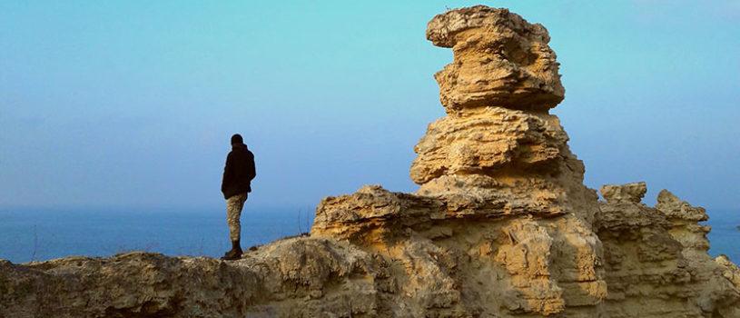 Мыс Тарханкут – рай для любителей виндсерфинга и дайвинга
