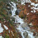 Водопад на Боткинской тропе в Ялте