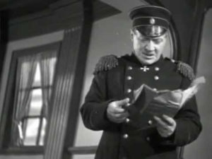 "Кадр из фильма ""Адмирал Нахимов"" 1946"