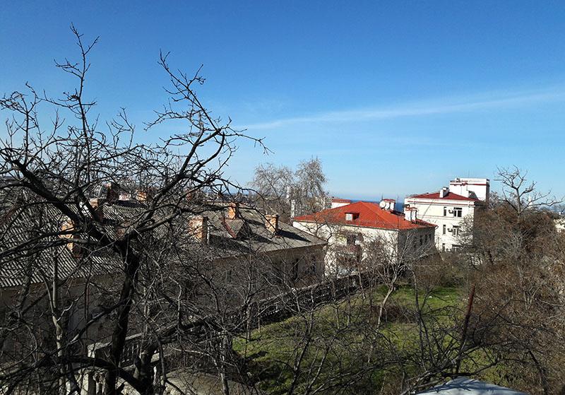 Крыши Севастополя
