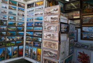 Сувениры и картины из Крыма и Севастополя