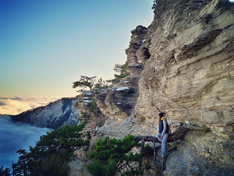 Скалы Таракташ в Крыму