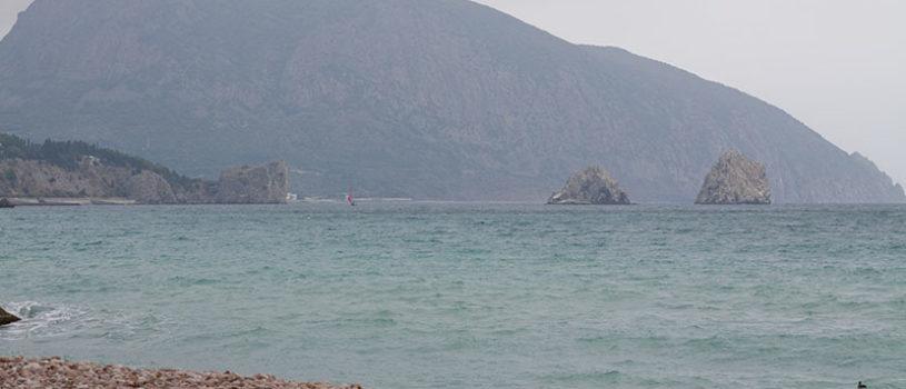 Как мы искали подснежники на горе Аю-Даг в Крыму
