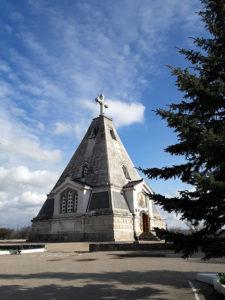Храм на Северной стороне Севастополя