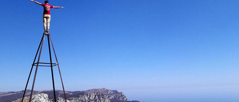 Интересные маршруты походов выходного дня по Крыму из Ялты