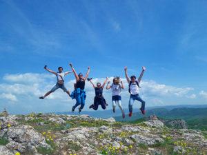 Однодневный поход на Ильяс-Кая в Крыму