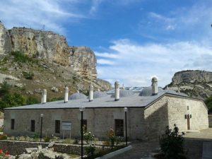 Медресе в Девлет-сарае в Бахчисарае в Крыму