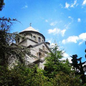 Армянский храм в Ялте в Крыму