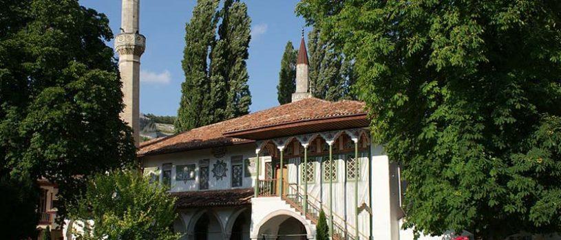 Успенский монастырь, Ханский дворец и другие достопримечательности Бахчисарая