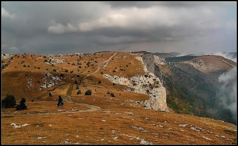 Гора Роман-Кош в Крыму