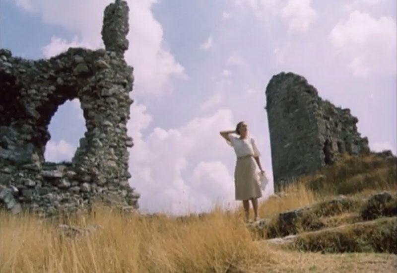 """крепость Каламита кадр из фильма """"Было у отца три сына"""""""