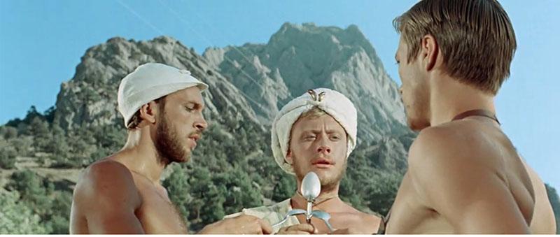 """кадр из фильма """"Три плюс два"""""""