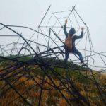 Пепелац на Чатыр-Даге в Крыму