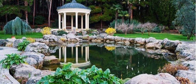 11 самых красивых парков Южного берега Крыма