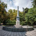 Гурзуфский парк в Крыму