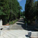 Харакский парк в Крыму