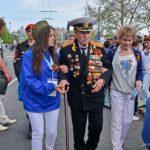 Парад на 9 мая в Севастополе