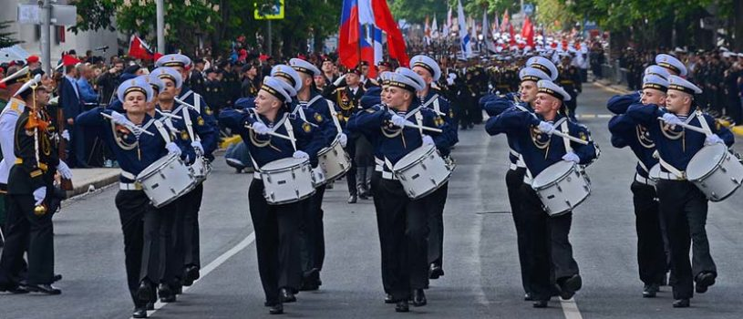 9 мая, день Города и день ВМФ – самые главные праздники Севастополя