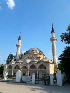 Мечеть Хан Джами в Евпатории