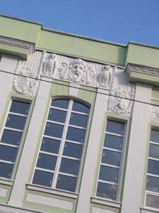 Здание в Евпатории
