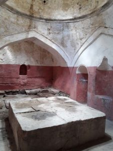 Турецкие бани в Старом городе в Евпатории