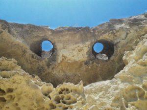 Пещерный город Бакла в Крыму