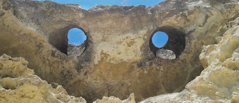 Бакла – самый северный пещерный город Крыма