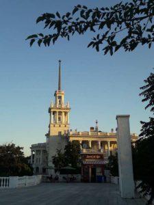 Матросский клуб в Севастополе