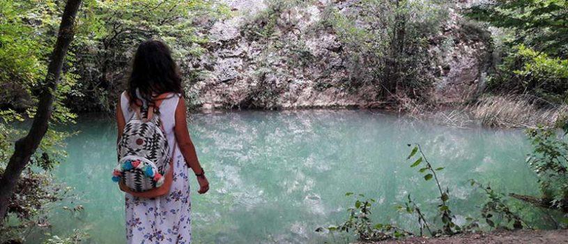 Однодневная прогулка по Чернореченскому каньону Крыма