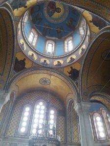 Владимирский собор-усыпальница адмиралов в Севастополе