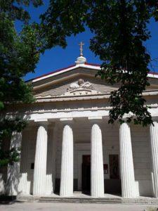 Петропавловская церковь в Севастополе