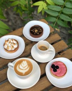 Кофейня Aroma Coffee в Севастополе