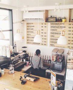 Кофейня Tombee в Севастополе