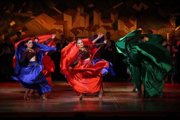 Театр танца Вадима Елизарова в Севастополе