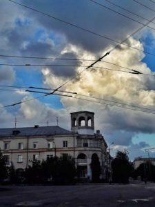Здание на Корабельной стороне Севастополя