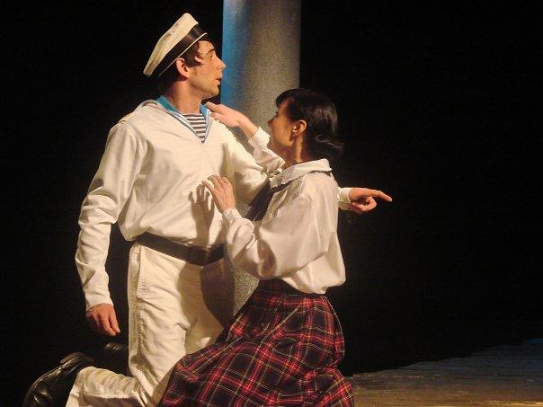 Театр Черноморского флота им. Лавренева в Севастополе