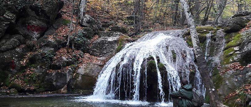 14 самых красивых водопадов Крыма