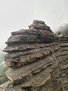 Хребет Таракташ на горе Ай-Петри в Крыму