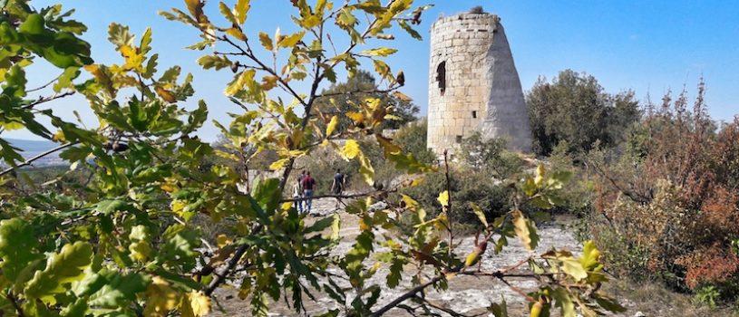 Поход на Сюйреньскую крепость в Бахчисарайском районе
