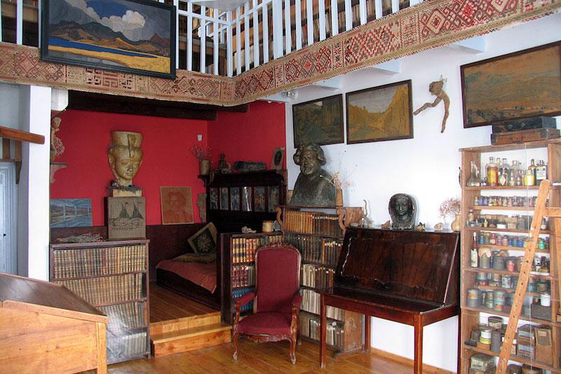 Музей Максимилиана Волошина в Коктебеле