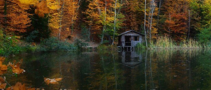 11 самых живописных озер на полуострове Крым