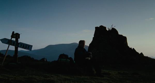 """Кадр из фильма """"Путь"""" в Пиренеях"""