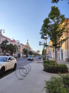 Большая Морская улица в Севастополе после ремонта