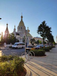 Покровский собор на Большой Морской улице в Севастополе